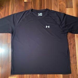 Men's Under Armour Loose Fit HeatGear Long Sleeve T-Shirt